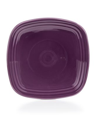 Mulberry Square Lunch Plate