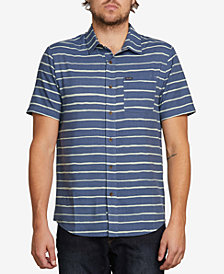 Volcom Men's Konten Slim-Fit Striped Shirt