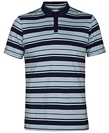 Hurley Men's Sonny Striped Polo