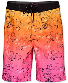 "Hurley Men's Splatter Grain 20"" Board Shorts"