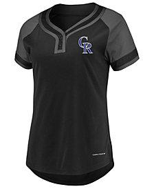 Majestic Women's Colorado Rockies League Diva T-Shirt