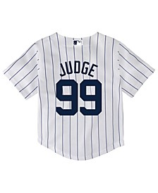 Aaron Judge New York Yankees Player Replica Cool Base Jersey, Toddler Boys (2T-4T)