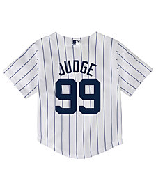 Majestic Aaron Judge New York Yankees Player Replica Cool Base Jersey, Toddler Boys (2T-4T)