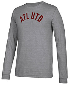 adidas Men's Atlanta United FC Arched Long Sleeve T-Shirt