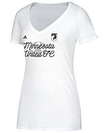 adidas Women's Minnesota United FC Marked T-Shirt