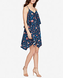 WILLIAM RAST Asymmetrical Popover Dress