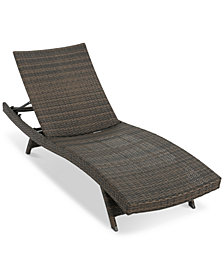 Carlsbad Chaise Lounge, Quick Ship