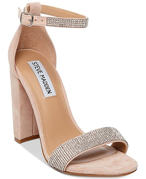 Steve Madden Women's Carrson Embellished Dress Sandals