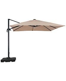 Roseville Canopy Umbrella, Quick Ship