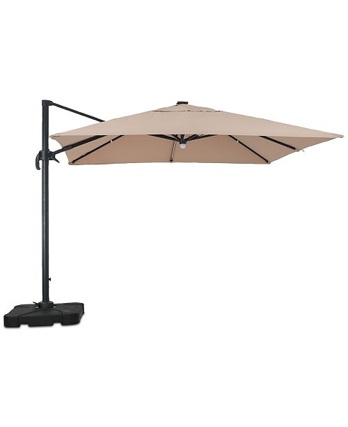 Noble House Roseville Canopy Umbrella