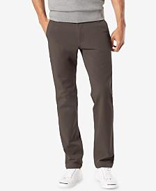 Dockers Men's Downtime Slim Tapered Fit   Smart 360 FLEX Khaki Stretch Pants