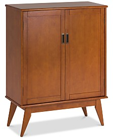 Ednie Medium Storage Cabinet, Quick Ship