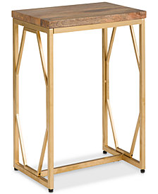 Delsen End Table, Quick Ship