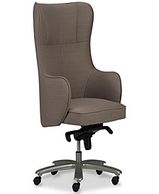 Barrin Swivel Office Chair, Quick Ship