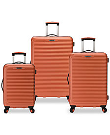 Travel Select Savannah 3-Pc. Hardside Spinner Luggage Set