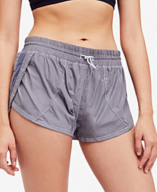 Free People FP Movement Aurora Track Shorts