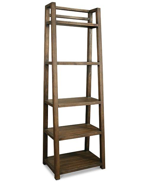 timeless design 2b0e2 8a907 Ridgeway Leaning Bookcase