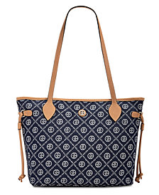 Giani Bernini Denim Signature Tote, Created for Macy's