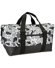 adidas Originals Weekender Printed Duffel Bag