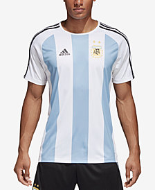 adidas Men's Argentina Home Soccer Shirt