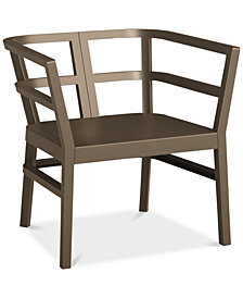 Click-Clack Accent Chair, Quick Ship