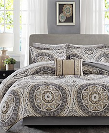 Serenity 9-Pc. Queen Comforter Set