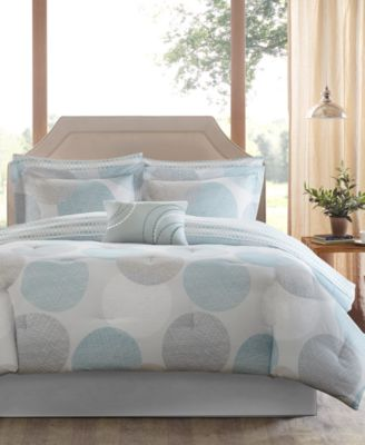 Knowles 9-Pc. California King Comforter Set