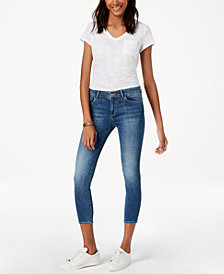 DL 1961 Florence Cropped Skinny Jeans