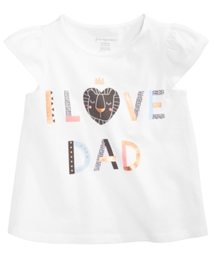 First Impressions Baby Girls GraphicPrint Cotton Top Created for Macys