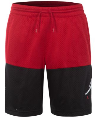 Image of Jordan Little Boys Jumpman Air GFX Mesh Shorts