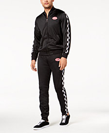DOPE Men's Brickyard Track Jacket & Track Suit Separates