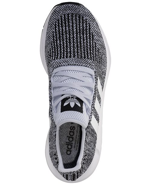 47bdf19ef3a75 adidas Men s Swift Run Casual Sneakers from Finish Line   Reviews ...