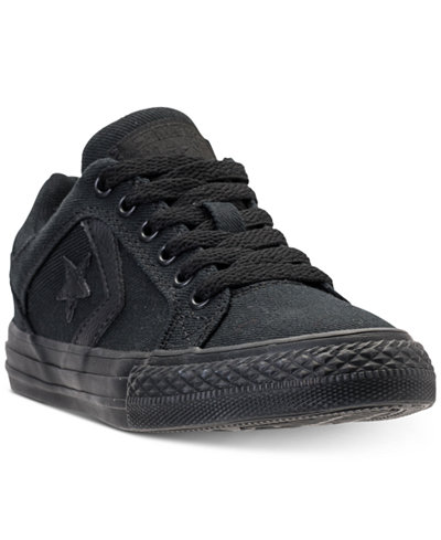 Converse Little Boys' El Distrito Casual Sneakers from Finish Line