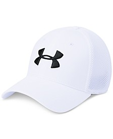 Men's Microthread Golf Mesh Cap