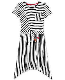 GUESS Big Girls Striped Dress