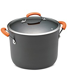 10-Qt. Hard-Anodized Non-Stick Stockpot & Lid