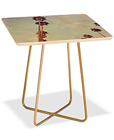 Deny Designs Streets of Los Angeles Square Side Table