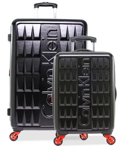 Calvin Klein Cornell Hardside Luggage Collection