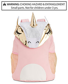 Global Design Concepts Unicorn Backpack, Little & Big Girls