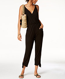 Lucky Brand Baja California Jumpsuit Cover-Up