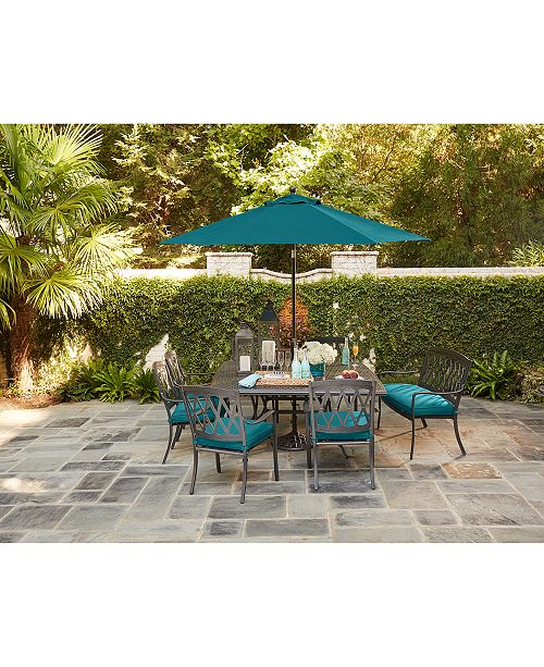 main image; main image ... - Furniture CLOSEOUT! Glenwood Outdoor Dining Collection, With