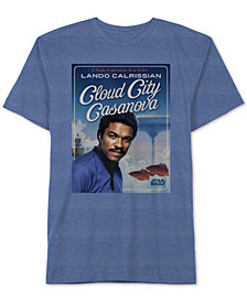 Star Wars Lando Calrissian Men's T-Shirt by Hybrid Apparel