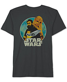 Star Wars Men's T-Shirt by Hybrid Apparel