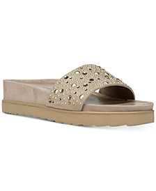 Donald J Pliner Cava Slide Sandals