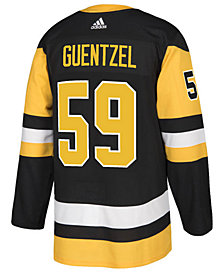 adidas Men's Jake Guentzel Pittsburgh Penguins adizero Authentic Pro Player Jersey