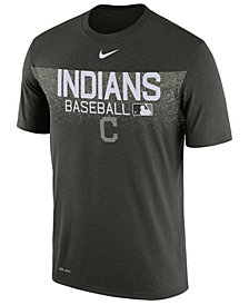 Nike Men's Cleveland Indians Memorial Day Legend Team Issue T-Shirt