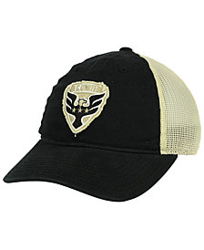 adidas DC United Bleached Trucker Cap