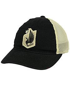 adidas Minnesota United FC Bleached Trucker Cap