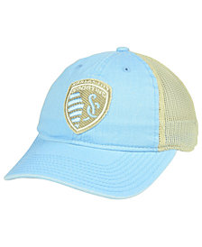 adidas Sporting Kansas City Bleached Trucker Cap