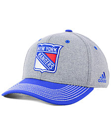 adidas New York Rangers Heather Line Change Cap